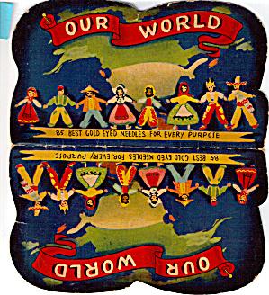 Our World Gold Eye Needle Pack (Image1)