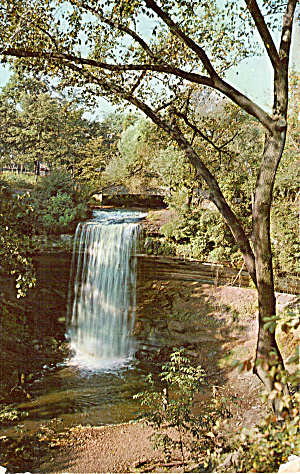 Minnehaha Falls, Minneapolis, MInnesota (Image1)
