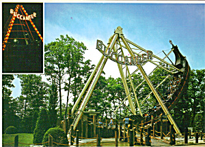 Views Of The Buccaneer Six Flags Great Adventure Nj Lp0490