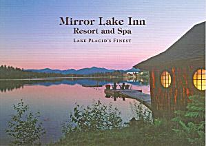 Mirror Lake Inn Resort and Spa at Sunset NY lp0501 (Image1)