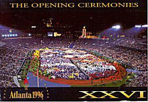 Opening Ceremonies Atlanta 1996 Olympics (Image1)
