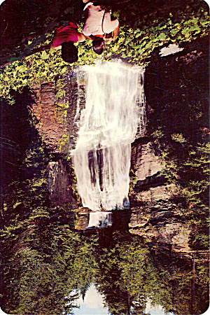 Bushkill Falls, Pocono Mountains,Pennsylvania (Image1)