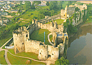 Chepstow Castle, Southeast Wales (Image1)