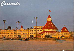 Hotel Del Coronado, CA Large Postcard (Image1)