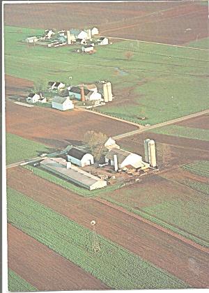 Amish Farm in Lancaster County Pennsylvania lp0580 (Image1)