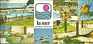 La Mer Oceanfront Motor Inn Cape May New Jersey lp0583 (Image1)
