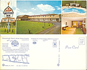 Cherry Lane Motor Inn  Ronks Pennsylvania lp0584 (Image1)