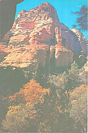Oak Creek Canyon Az Red Rock Pinnacles Lp0705