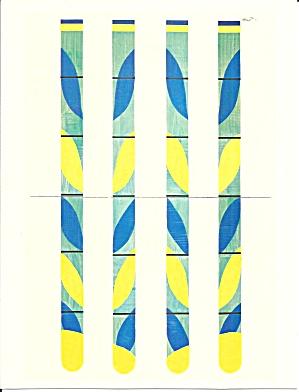 Henri Matisse The Tree of Life Postcard lp0715 (Image1)