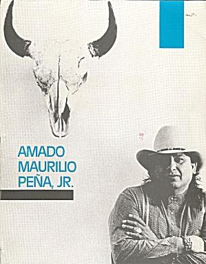 Amado Mauilio Pena Jr Contemporary  Artist lp0733 (Image1)