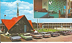 Southfield Mi Howard Johnson S Motor Lodge Lp0759