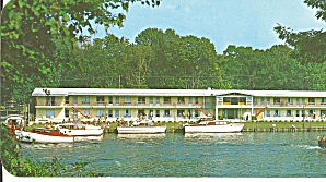 Saugatuck Mi Ship N Shore Motel Boatel Lp0764