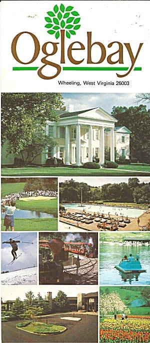 Wheeling WV Oglebay Resort Brochure lp0779 (Image1)