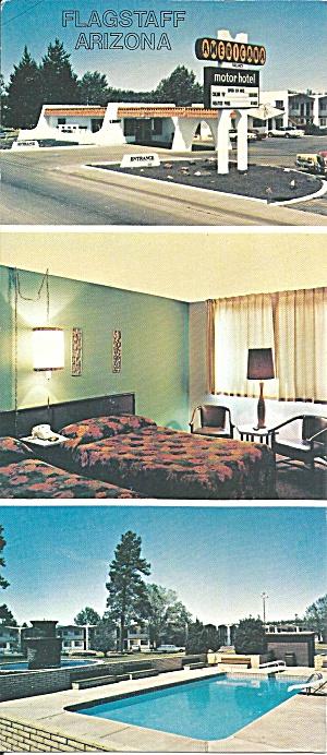 Flagstaff AZ Americana Motor Hotel lp0780 (Image1)