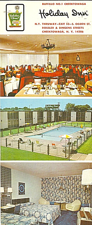 Cheektowaga Ny Holiday Inn Buffalo No 1 Lp0787