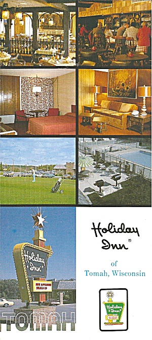 Tomah Wi Holiday Inn Lp0792