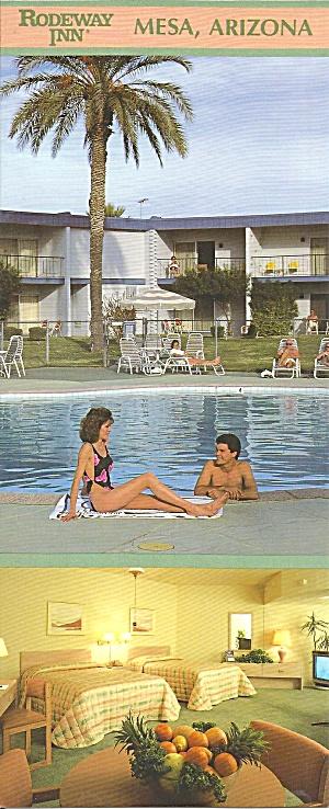 Mesa AZ Rodeway Inn  lp0794 (Image1)