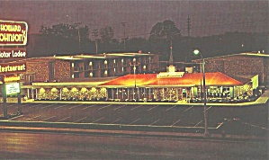 Milwaukee Wi Howard Johnson S Motor Lodge Lp0816