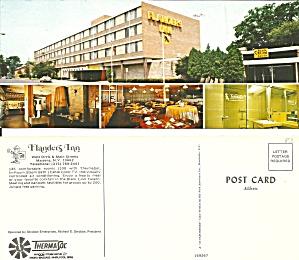 Massena NY Flanders Inn postcard lp0833 (Image1)