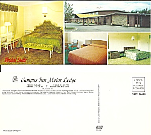 Beaver Dam Wi Best Western Campus Inn Motel Lp0829