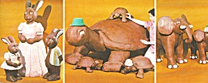 Sharon Pennsylvania Candies Daffin s Candies Rabbitt Turtles Elephant LP0901 (Image1)