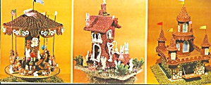 Sharon Pennsylvania Candies Daffin s Candies Carousel Buildings LP0902 (Image1)