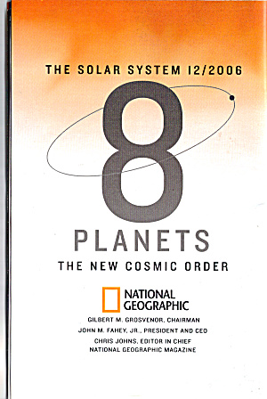 8 Planets The New Cosmic Order 12/2006 Ma0007