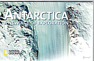 Antartica A New Age Of Exploration Map Ma0012