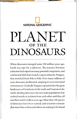 Planet Of The Dinosaurs Nat Geo Ma0018