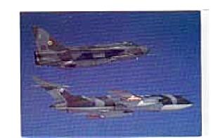 British Military Aircraft Postcard mar1452 (Image1)