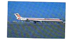 Martinair Holland Super 80 Airline Postcard Mar1460