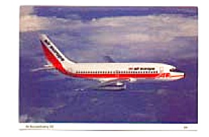 Air Europe 737 Airline Postcard mar1465 (Image1)