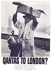 Qantas To London Ad Mar2756