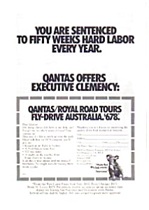 Qantas Royal Road Tours Ad Mar2757