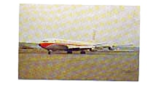 TAP 707 Airline Postcard mar3160 (Image1)