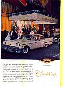 1957 Cadillac Hardtop Ad Nan Duskin Gowns (Image1)