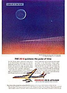 DC-8 Jetliner Douglas Ad (Image1)