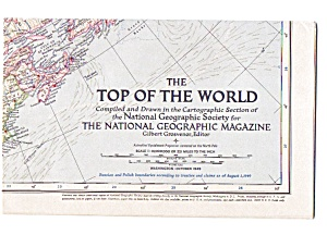 Top Of The World Map