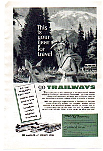 Trailways Ad Apr 1957 National Geographic (Image1)