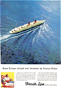 French Line Ad may2738 Apr 1957 (Image1)