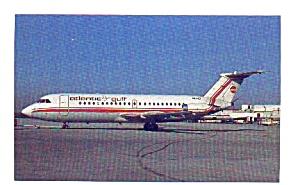 Atlantic Gulf BAC-111 Airline Postcard may3217 (Image1)