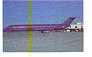 Transtar DC-9-51 Airline Postcard may3225 (Image1)