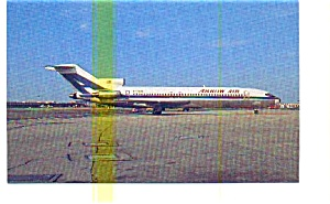 Arrow Air 727 Airline Postcard may3253 (Image1)