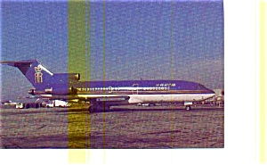Regent Air 727 Airline Postcard may3261 (Image1)