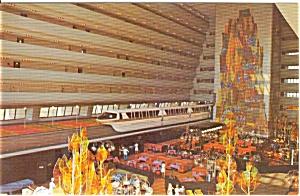 Grand Canyon Concourse Disney World Postcard n0012 (Image1)