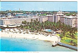 Sheraton British Colonial Hotel Postcard n0128 (Image1)