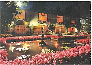 Butchart Gardens Victoria BC Canada Postcard n0271 (Image1)