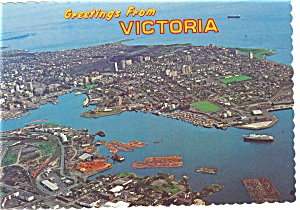 Victoria Bc Canada Greetings N0280