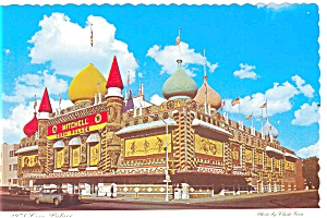Mitchell, SD, Corn Palace 1978 (Image1)