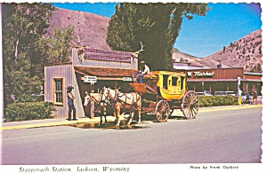 Stagecoach Station Jackson Hole Wyoming n0335 (Image1)